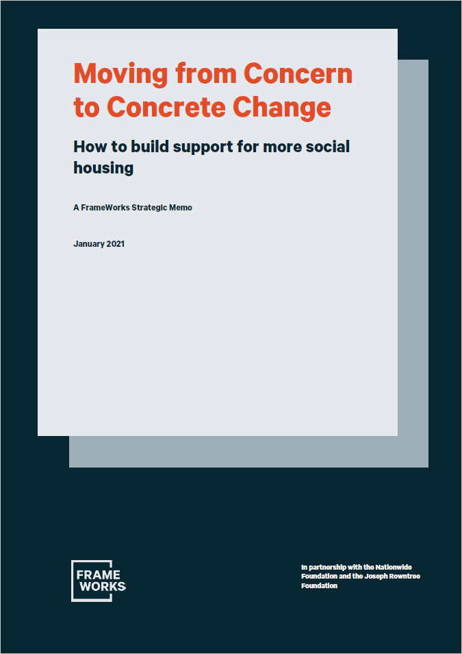 Moving from Concern to Concrete Change